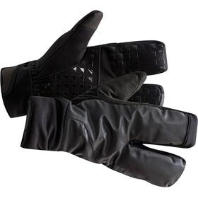 Craft Siberian 2.0 Split Finger Gloves black